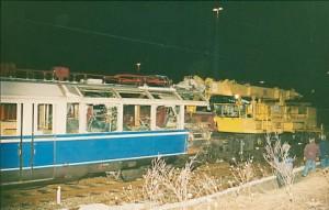 Acidente da Baureihe ET 91