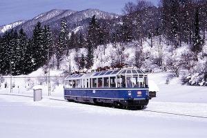 Baureihe ET-91 - Der Gläserne Zug