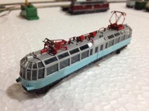 Fleischmann 7410 - ET 491 Gläserner Zug